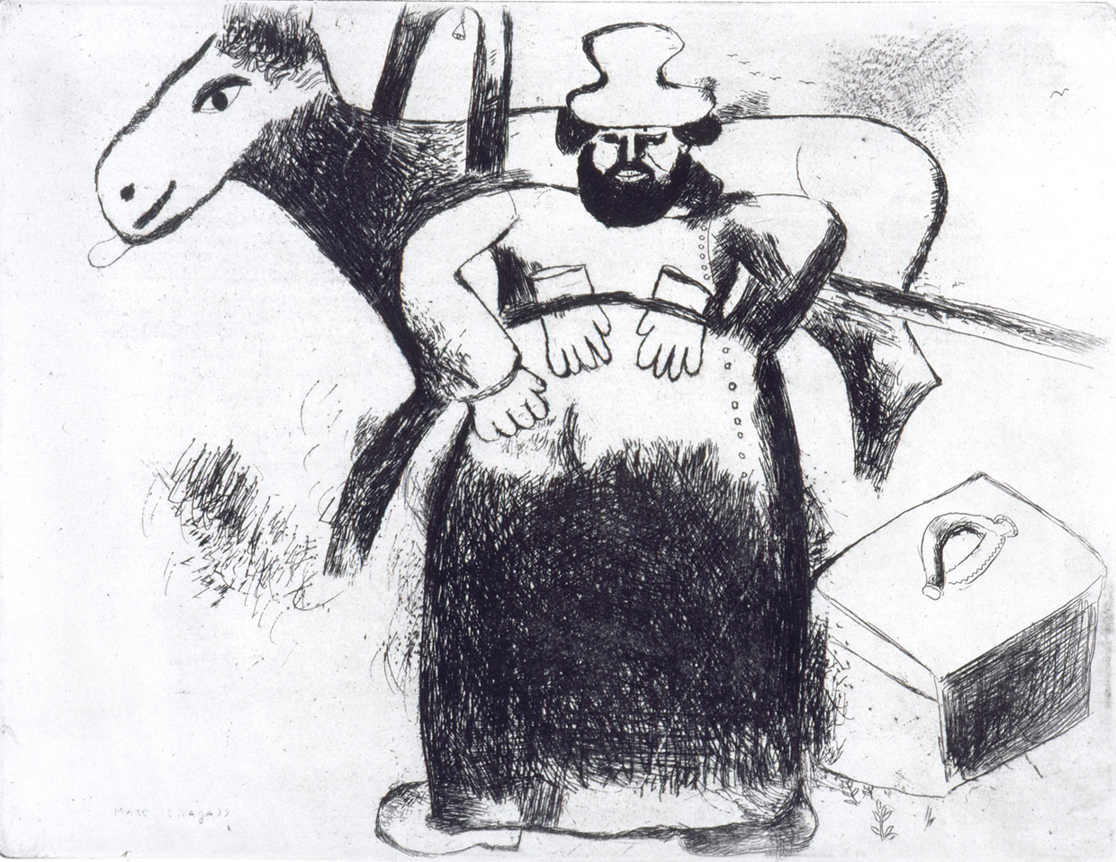 marc-chagall-personnage-au-cheval
